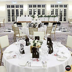 Turnberry Caledonia Ballroom by AMD Studios