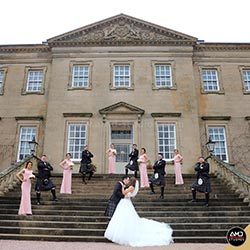 Dumfries House Wedding Photographer by AMD Studios
